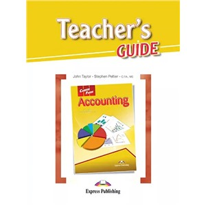 Accounting (esp). Teacher's Guide. Книга для учителя