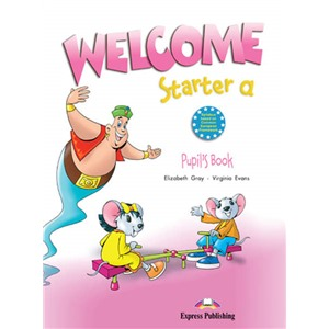 welcome starter a student's book - учебник