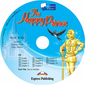 The happy prince Audio CD. Аудио CD