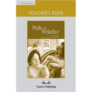 pride & prejudice  teacher's book - книга для учителя