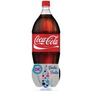 Coca-Cola 2л в пластике - 6шт. в упаковке