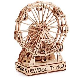 Wood Trick Механическая сборная модель Wood Trick Механическое колесо обозрения