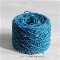 Пряжа Твид Modern, Петроль, 150м/50г, Vaga Wool
