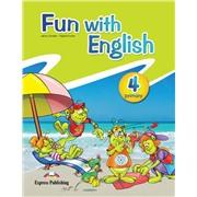 fun with english 4 student's book - учебник