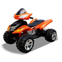 Квадроцикл Е005КХ, оранжевый