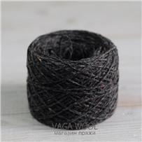 Пряжа Твид Modern, Вулкан, 150м/50г, Vaga Wool