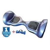 Гироскутер Smart Balance SEV 10 дюймов APP+Balance голубой