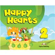 happy hearts 2 student's book - учебник