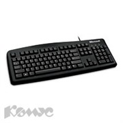Клавиатура Microsoft Wired Keyboard 200 USB (JWD-00002) черн