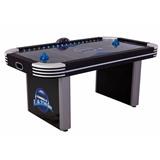Аэрохоккей «Atomic Lumen-X Lazer» 6 ф (183 х 102 х 79 см, черный), интернет-магазин товаров для бильярда Play-billiard.ru
