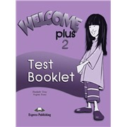 welcome plus 2 test booklet