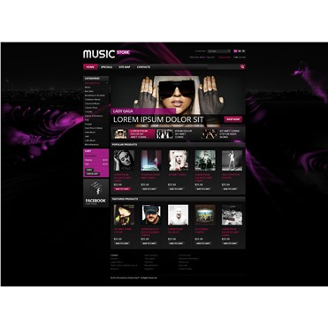 Music Lovers Store