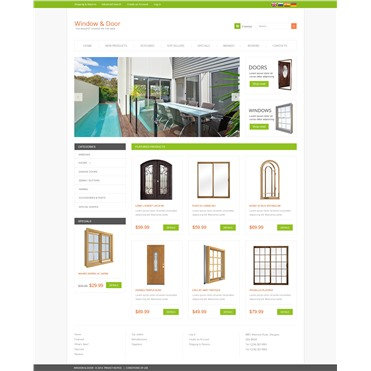 Interior & Furniture Template