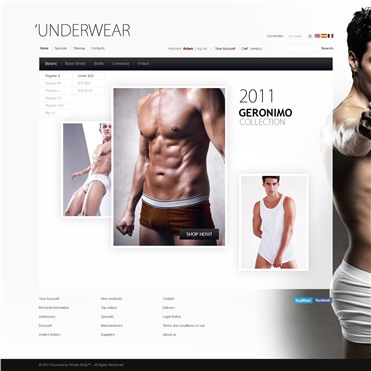 Men's Underwear Online