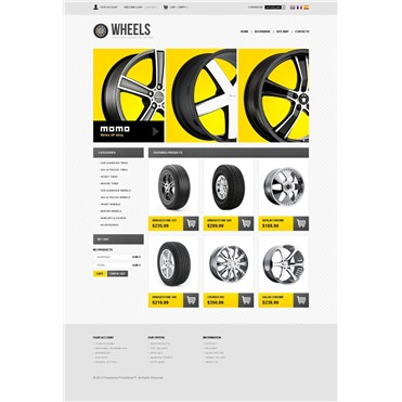 Wheels & Tires Online