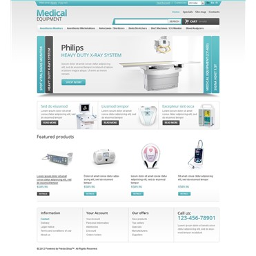 Medical Instruments & Equipment