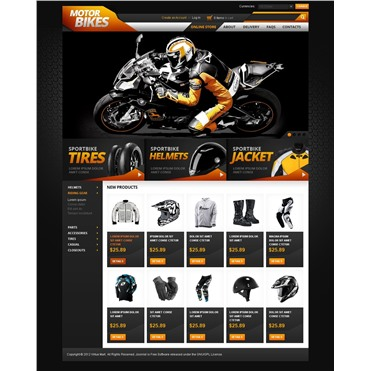 Everything for Bikers & their Bikes