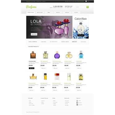 Perfumes Store