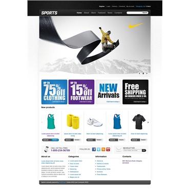 Sport & Fitness Store