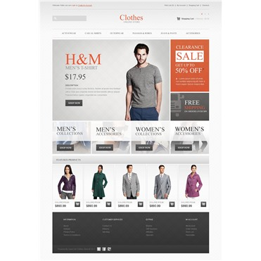 Fashionable Clothes Online
