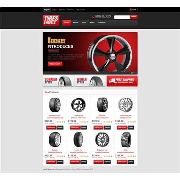 Responsive Tyres & Wheels Store