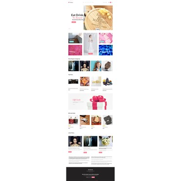 Talisman - Gifts Store Responsive