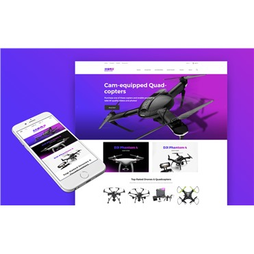 Moox - Drone Shop