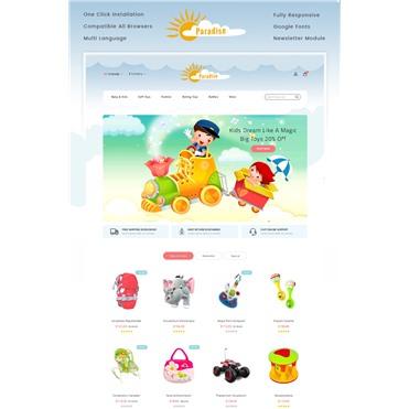 Paradise Toys Store