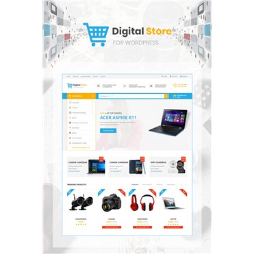 Digital - Specially Designed for Technology Stores