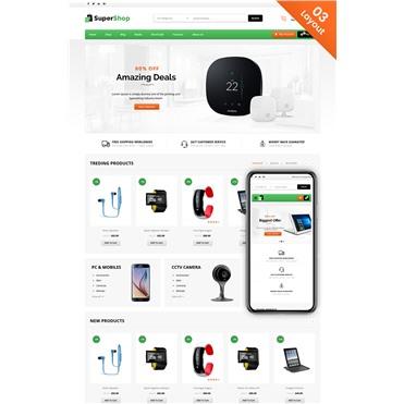 Super Shop - Multi Purpose Store