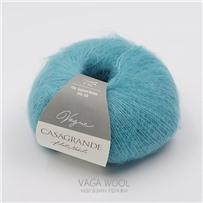 Пряжа Vogue Морская волна 568, 225м/25г, Casagrande