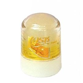 Натуральный квасцовый дезодорант с куркумой 30гр
