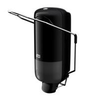 Диспенсер Tork для жидкого мыла с локтевым приводом черный