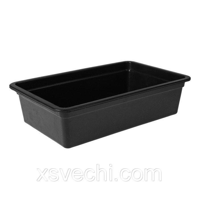 """Ящик для рассады, 40 х 26 х 10 см, """"Урожай-4"""""""