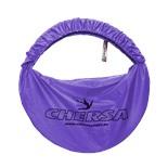 Чехол для обруча с карманом D 890, фиолетовый