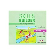 Skills Builder for Young Learners (Revised - 2018 Exam) Flyers 1Class Audio CD