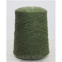 Пряжа твид-мохер Оливковая ветвь 2613, 110м/50гр. Knoll Yarns, Mohair Tweed, Olivette