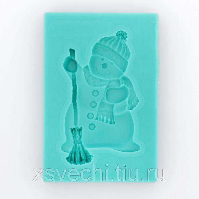 """Молд """"Снеговик"""" ARTMNGR006"""