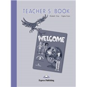 welcome 3 teacher's book - книга для учителя