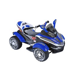 Квадроцикл С002СР, синий