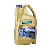 Трансмиссионное масло RAVENOL - ATF F-LV Fluid, АКПП (4л)