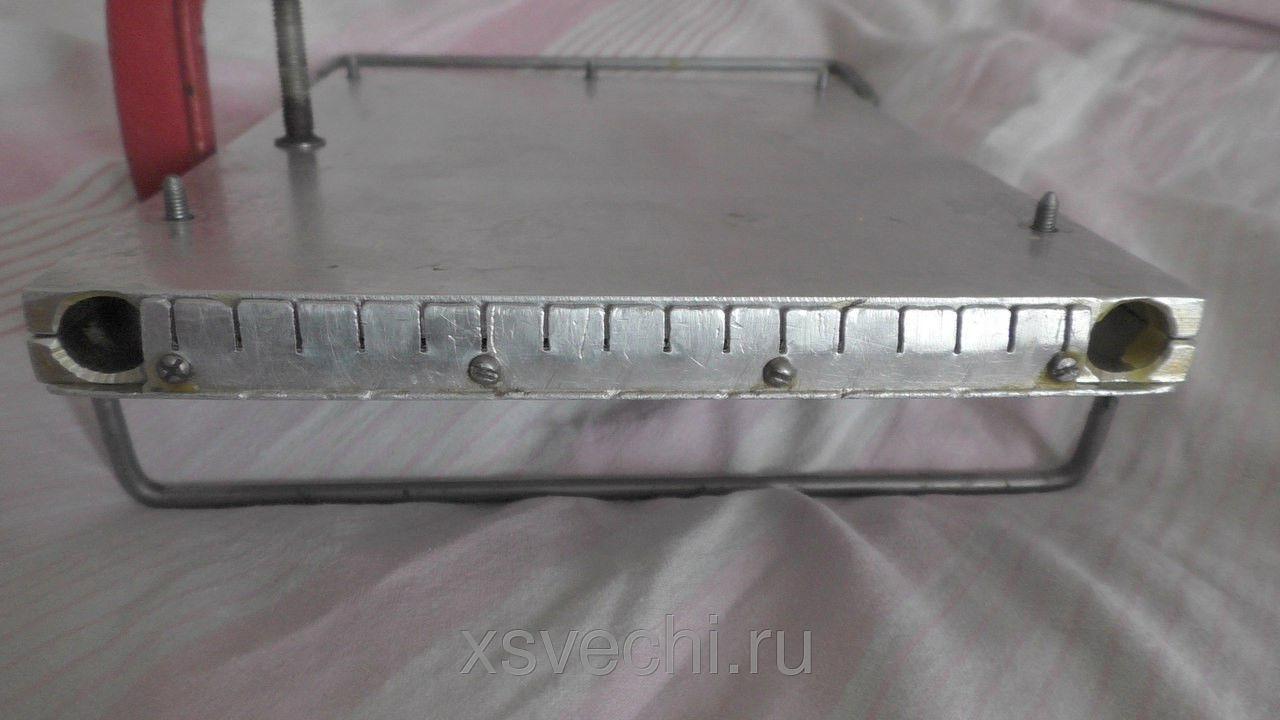 Форма для свечей церковных №60 на 21 свечу+воск в подарок выгоднее на 3000 рублей уже через 5 дней аналогов не