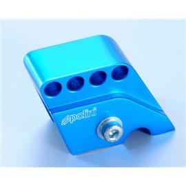 Проставка заднего амортизатора Polini - Piaggio [синий]