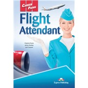 Career paths flight attendant (esp) student's book. Учебник
