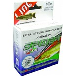 Леска SWD Spider Pike 100м 0,2 (4,85кг) зеленая