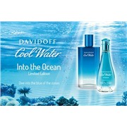 Davidoff  Cool Water into the Ocean women 100ml