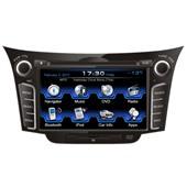 Штатное головное устройство Intro CHR-2495 для Hyundai I-30 с 2012 года I-10