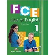fce use of english 1  student's book - учебник (new revised)