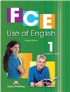 fce use of english 1  student's book - учебник (new revised)