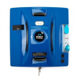 Мойщик окон Hobot Робот для мытья окон HOBOT-298 Ultrasonic с распылителем жидкости (синий)
